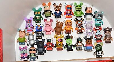 Disney Vinylmation lot. Choose one (1) or more to complete your collection!