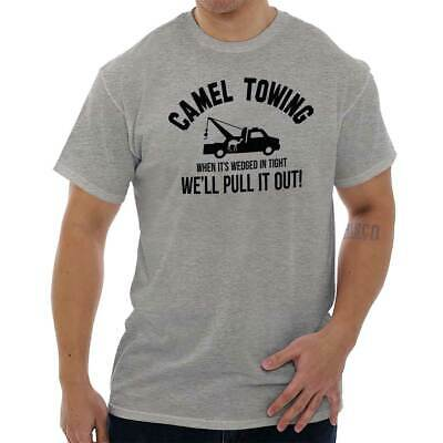 7f8a65d5 Camel Towing Wedged In Tight Camel Toe Gift Short Sleeve T-Shirt Tees  Tshirts