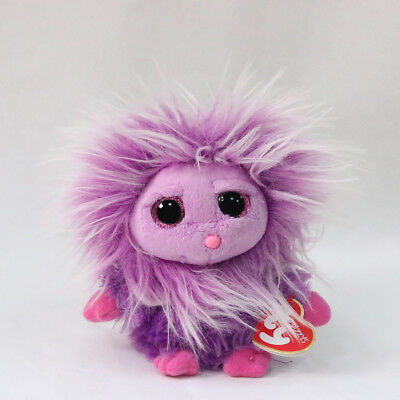 "6"" TY Beanie Boos Big Eyes With Tag Soft Stuffed Toy Animal Kids Cute Plush Toy"