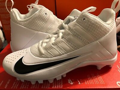 New Without Box Boys Size 3Y Nike Huarache 6 Lacrosse Football Cleats