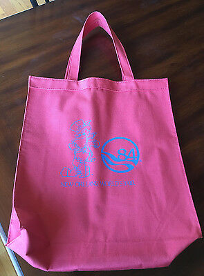Vintage 1984 World's Fair bag from New Orleans Cloth Bag w/ coin pocket