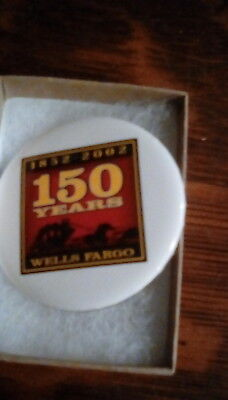 Wells Fargo employee 150 year pin