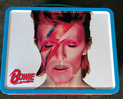 80s VINTAGE  Lunch Box David Bowie