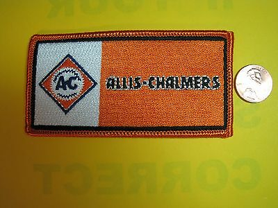 Farm Tractor Patch Allis-Chalmers Tractor Look And Buy Now Farm And Ranch Gear