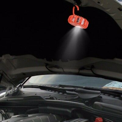 LED Road Emergency Disc Roadside Safe Powerful Light Flashing hanging hook -DL46