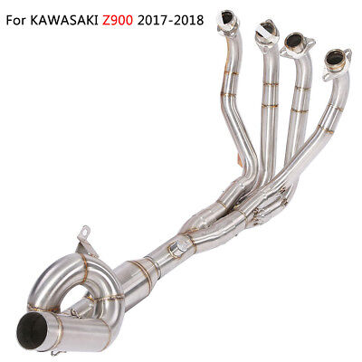 Motorcycle Modified Full Exhaust System Pipe Front Header Pipe for KAWASAKI Z900