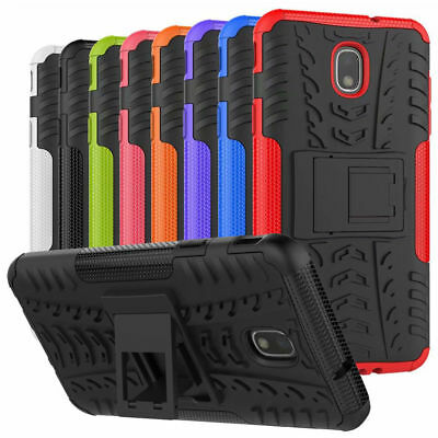 Armor Shockproof Kickstand Protective Case Cover For Samsung Galaxy J7 (2018)