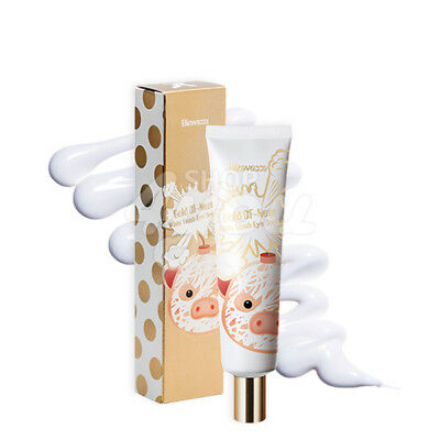 Elizavecca Gold CF-Nest White Bomb Eye Cream 30ml +Free Sample
