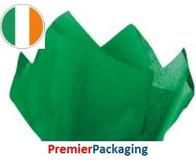 Green Tissue Paper 450mm x 700mm