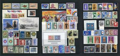 Europe, Mostly Northern, MNH.  Iceland, Finland etc
