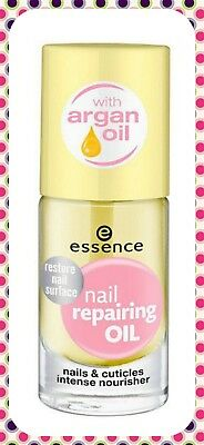 Essence Nail Repairing Oil Nails & Cuticles Intense Nourisher With Argan Oil 8Ml