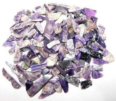 Charoite Uncut 644Cts. Natural Aaa Tumble Loose Gemstone Lot 10175