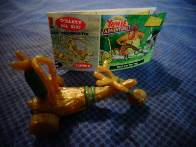 Yowies Series 7 GOLDEN TRANSPORTER * YOG * LIMITED EDITION