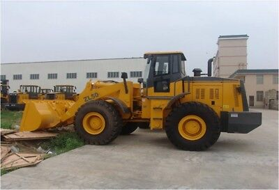NEW 2018 wheel loader zl50 (0) hours Rum (wholesale)
