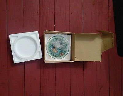 Disney Pocahontas Grandmother Willow 3D plate - (with Stand LE COA/BOX)