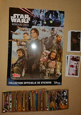 Topps - Star Wars - Rogue One - Terminez Votre Collection