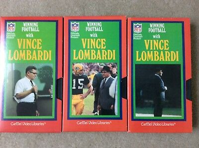 Winning Football with Vince Lombardi