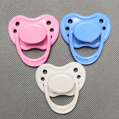 Dummy Magnetic Pacifier For Reborn Baby Internal Magnet Doll Multicolor optional