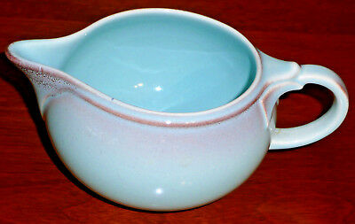 LuRay Pastel Green Creamer - RARE Variation! - Taylor Smith & Taylor / TS&T Co.