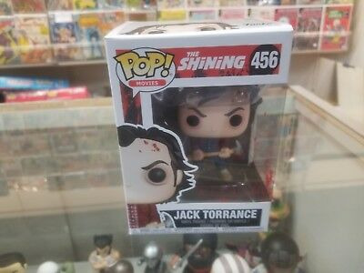 "The Shinning Jack Torance ""456"" Funko Pop Vinyl"