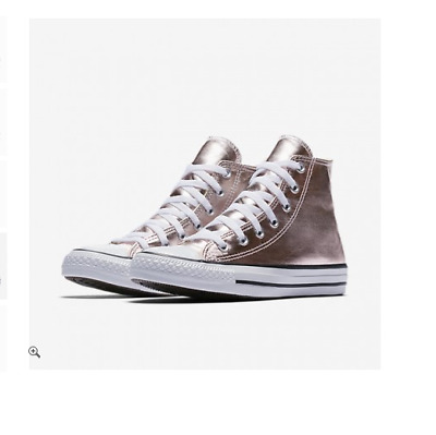 2converse chuck taylor metallic canvas