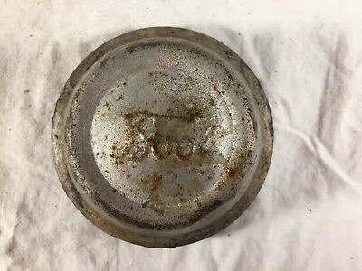Vintage Bool Or Fool Model A Ford Hubcap