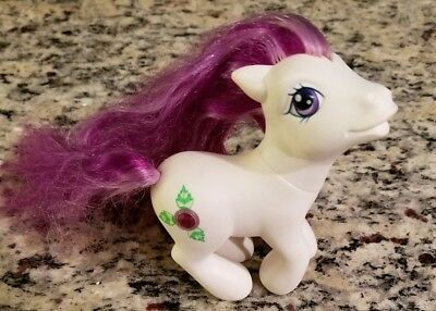 VINTAGE HASBRO MY Little Pony Jewel Pony Wondermint 2003 FREE SHIPPING