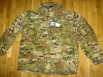 New US ARMY GORETEX MULTICAM LIGHT JACKET GEN III EXTREME COLD WEATHER UNIFORM