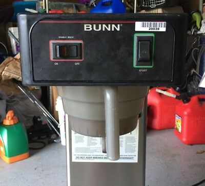 Used Bunn 16 gal/hr Iced Tea Brewer - Model TB3