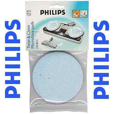 PHILIPS 2 HR8041 HR8735 Patin polisseur  brosse super parquet FC8042 Twist Clean
