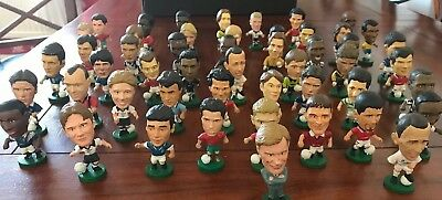 Large Bundle / Job Lot Of 50 Corinthian Football Figures.(1)