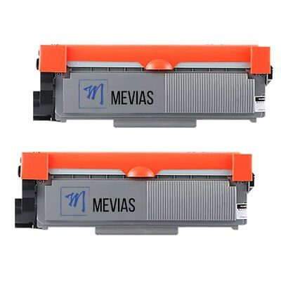 2pk NEW TN630 TN660 High Yield Black Toner Cartridge for Brother HL-L2300D