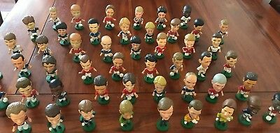 Large Bundle / Job Lot Of 50 Corinthian Football Figures. (3)