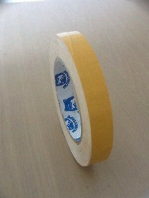 Husky Double Sided Mounting Tape 12 Rolls 18mm x 25 metres Husky No 175