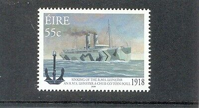 Ireland-World War I-Sinking of RMS Leinster vessel-Ship Military