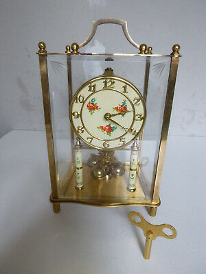 KUNDO 400 day ANNIVERSARY CLOCK  Full working order.