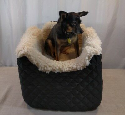 Snoozer Lookout Dog Car Seat Booster Small
