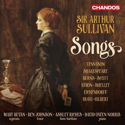 M. Bevan / B. Johnson / A. Riches / D. Norris - Songs CD Chandos NEW