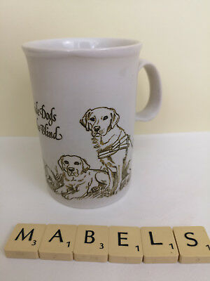 DUNOON ~GUIDE DOGS FOR THE BLIND~ mug