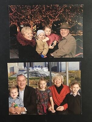 Chicago Mayor Richard M Daley Christmas Card Lot