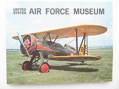 United States Air Force Museum Dayton Ohio 152 Pages Catalog Guide