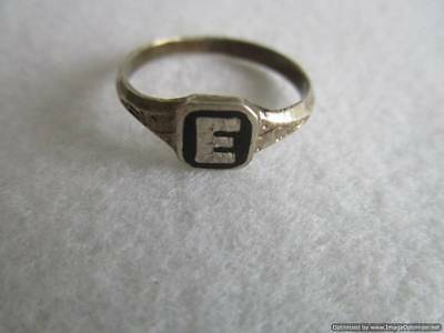 Old Russian Silver Ring, 1.74 g, end of the 19th century, rare, authentic, RRRI!