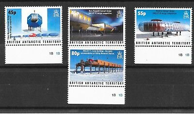British Antarctic Territory 2005 Halley V1 Research Station.   MNH/UMM