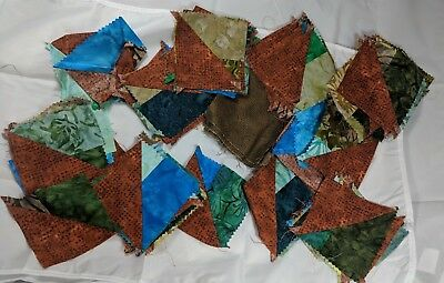 Fabric Remnants By The Pound