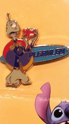 Disney Store  Pleakley from Lilo and Stitch LE 3000 Pin Pins