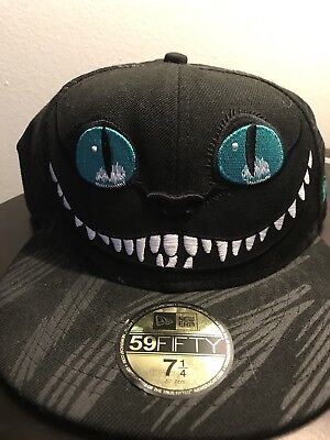 59fifty 7 1/4 Alice In Wonderland Chesire Cat Snapback