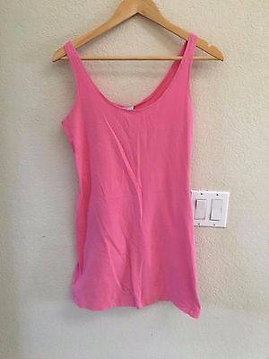Fredericks of Hollywood Bright Pink Dress Size M