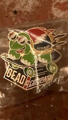 Dead and company pin Detroit 2017 Michigan Fall Tour Weir / Mayer GDP New