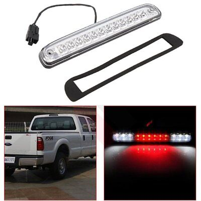 Led 3rd Brake Light + Cargo Lamp For 99-16 Ford F-250 F-350 F-450 Super Duty