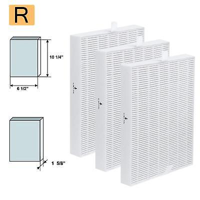 3 pack True HEPA Filter For Honeywell HRF-R1R2 R3 Air Purifier HPA300/200/100